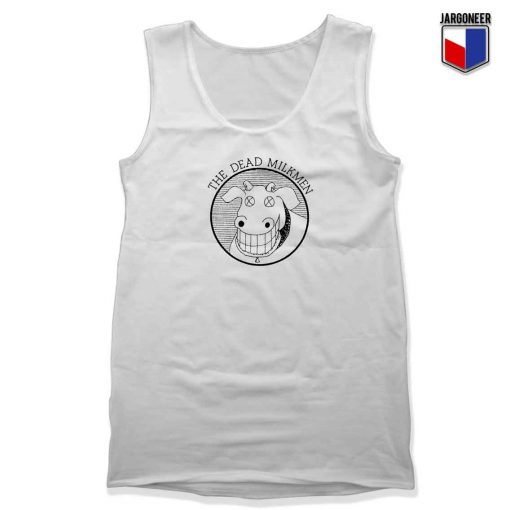 The Dead Milkmen Unisex Adult Tank Top Design