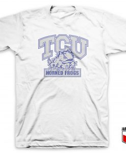 The TCU Horned Frogs Football Team T Shirt