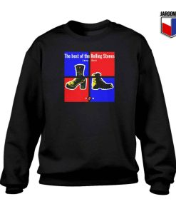 The Rolling Stones Jump Back Crewneck Sweatshirt