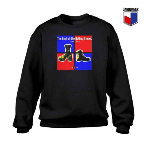 The Rolling Stones Jump Back Crewneck Sweatshirt