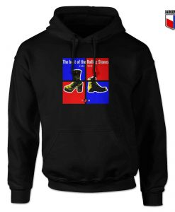 The Rolling Stones Jump Back Hoodie Design