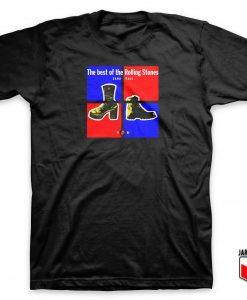 Cool The Rolling Stones Jump Back T Shirt Design