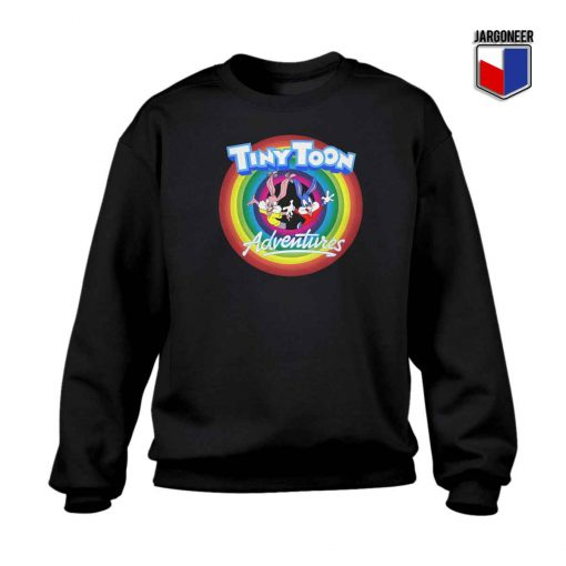 Tiny Toons Adventure Crewneck Sweatshirt