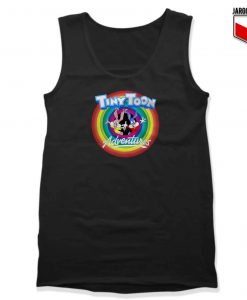 Tiny Toons Adventure Unisex Adult Tank Top Design