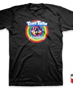 Tiny Toons Adventure 3 247x300 - Shop Unique Graphic Cool Shirt Designs