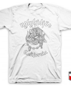 Cool Ugly Kid Joe - California T Shirt Design