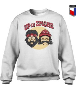Up In Smoke Crewneck Sweatshirt