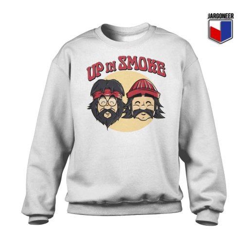 Up In Smoke Crewneck Sweatshirt