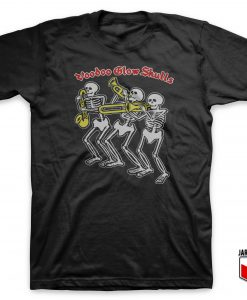 Cool Voodoo Glow Skulls Brass Trio T Shirt Design