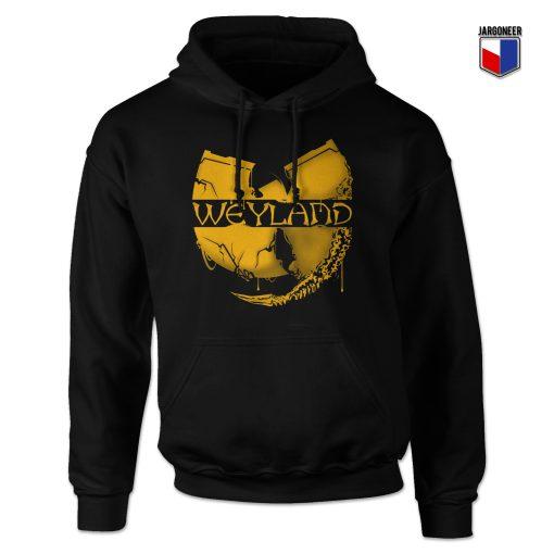 Wu Tang Weyland Parody Hoodie Design