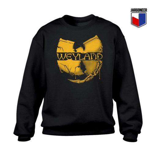Wu Tang Weyland Parody Crewneck Sweatshirt
