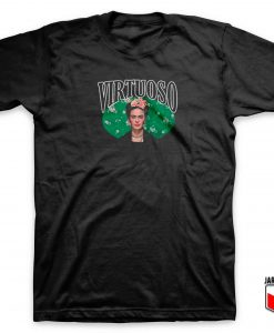 Cool Frida Kahlo Virtuoso T Shirt