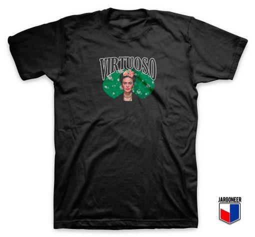 Cool Frida Kahlo Virtuoso T Shirt