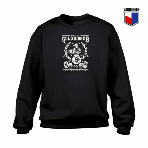 Gold Digger Crewneck Sweatshirt