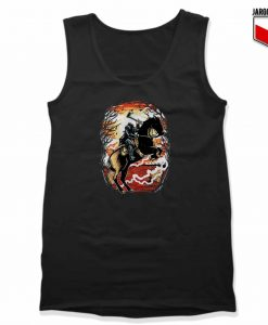 Headless Horseman Unisex Adult Tank Top Design