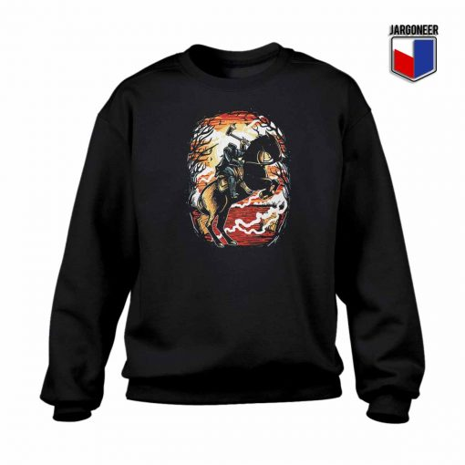 Headless Horseman Crewneck Sweatshirt