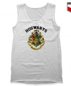 Hogwarts Logo Unisex Adult Tank Top Design