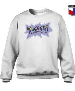Rugrats Logo Crewneck Sweatshirt