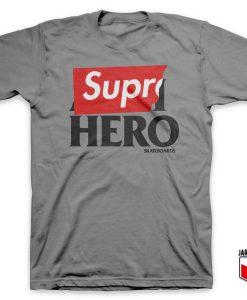 Cool Supreme X Antihero T Shirt