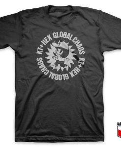 Cool Global Chaos T Shirt Design