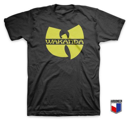 Cool Wakanda Clan T Shirt Design