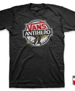 Cool Vans X Antihero T Shirt