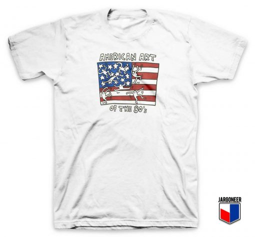 American Art Of The 80's T Shirt