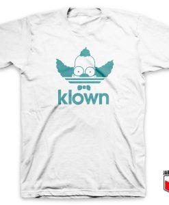 Clown Logo Parody T Shirt