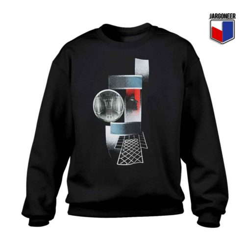 Dynamo Homme Printed Crewneck Sweatshirt