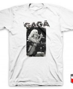 Gaga Middle Finger T Shirt