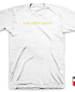Iced Coffee Queen T Shirt