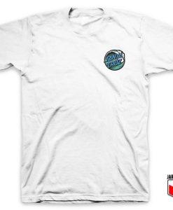 Santa Cruz Wave Dot T Shirt