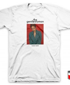 The Gentlewoman Zadie Smith 247x300 - Shop Unique Graphic Cool Shirt Designs