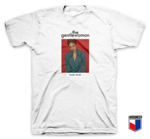 The Gentlewoman Zadie Smith T Shirt