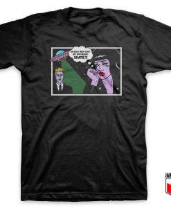 Thrasher Boyfriend Skate T Shirt