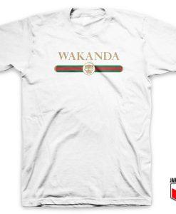 Wakanda Logo Parody T Shirt