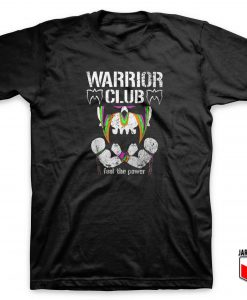 Warrior Club T Shirt