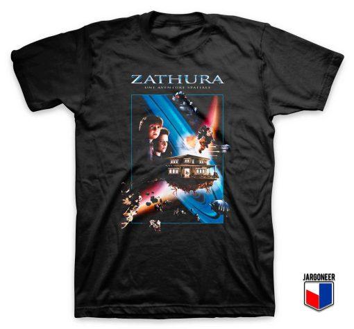 Zathura Une Aventure Spatiale T Shirt