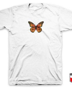 Beautiful Butterfly T Shirt