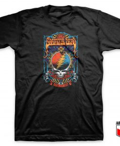 Grateful Dead Steal Your Trippy T Shirt