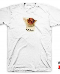 Gucci Painting Angel T Shirt