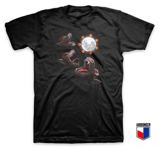 Oozaru Three Moon T Shirt