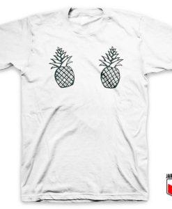 Pineapple Boobs T Shirt