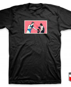 Superman Vs Batman Boxing T Shirt