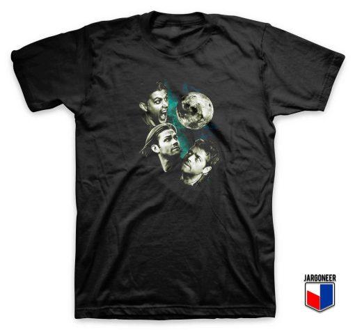 Suprnatural Free Moon T Shirt