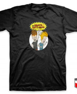 Beavis And Butthead T Shirt