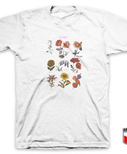 Blooms Flower T Shirt
