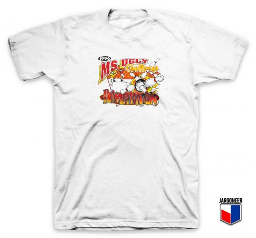 Bowl A Thon Challenge 1996 T Shirt
