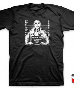 Crystal Lake Police Dept T Shirt