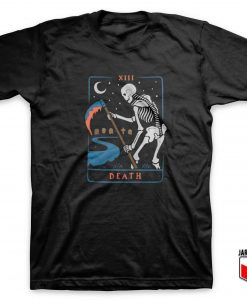 Death Tarot Card T Shirt
